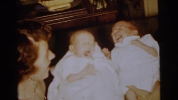 crying newborn babies
