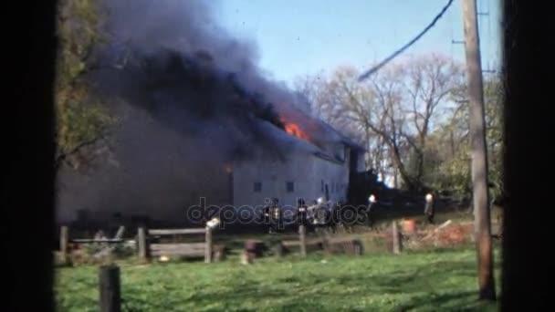 Großbrand zerstört Haus komplett
