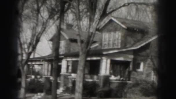 Old Fashioned Houses old fashioned houses — stock video © stockfilm #133537012