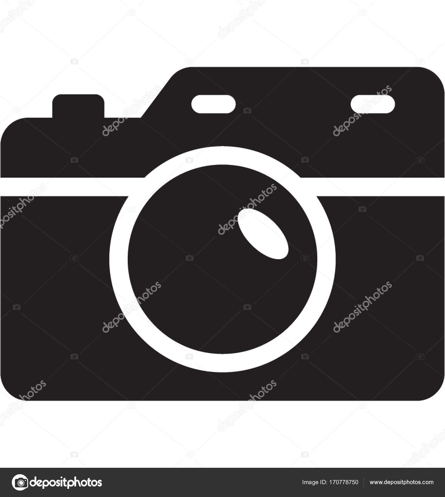 camera vector icon stock vector creativestall 170778750 rh depositphotos com camera vector icon free video camera vector icon