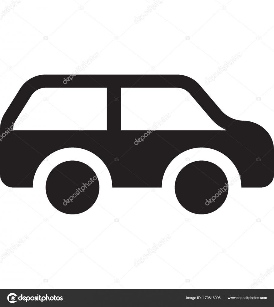 car vector icon stock vector creativestall 170816096 rh depositphotos com electric car icon vector free car vector icon free download