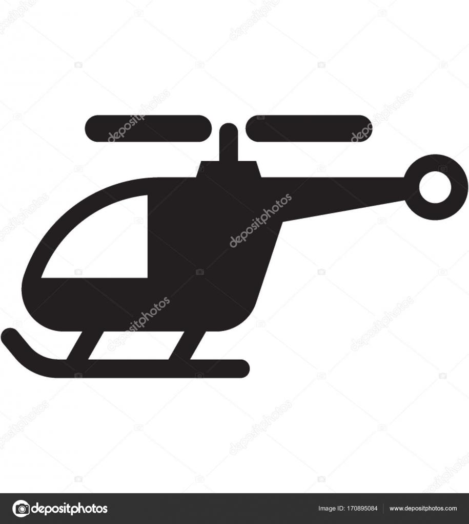 helicopter vector icon stock vector c creativestall 170895084 https depositphotos com 170895084 stock illustration helicopter vector icon html