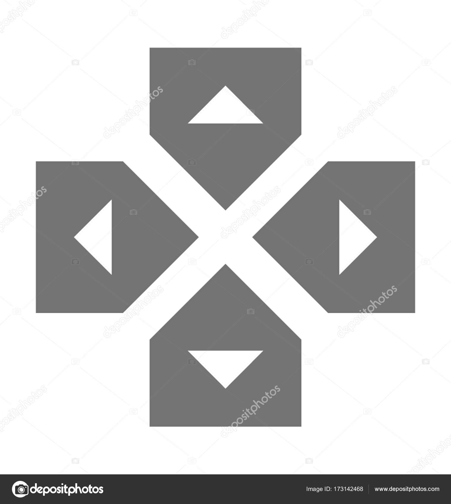 remote buttons vector icon stock vector creativestall 173142468
