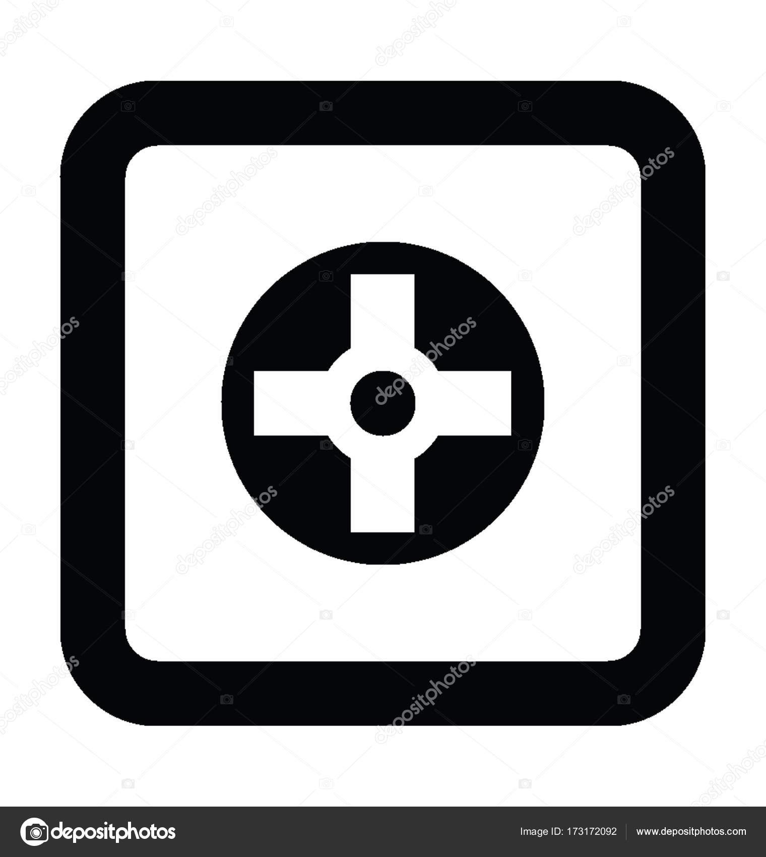 remote buttons vector icon stock vector creativestall 173172092