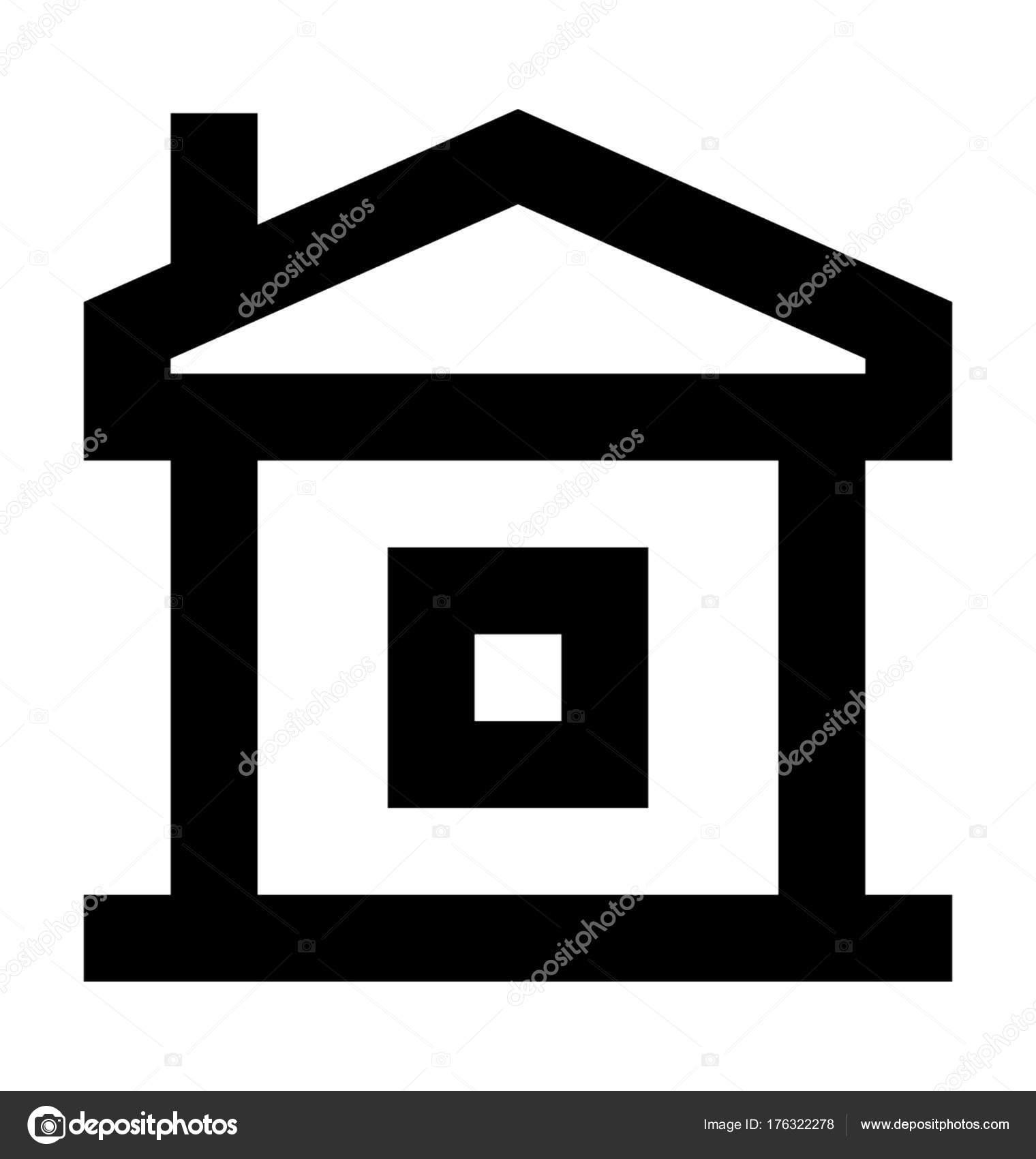 farm house vector icon stock vector creativestall 176322278 rh depositphotos com lighthouse icon vector house vector icon free download