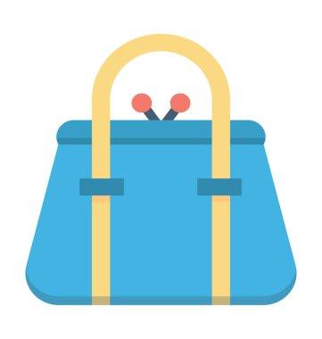 Clutch Bag Vector Icon