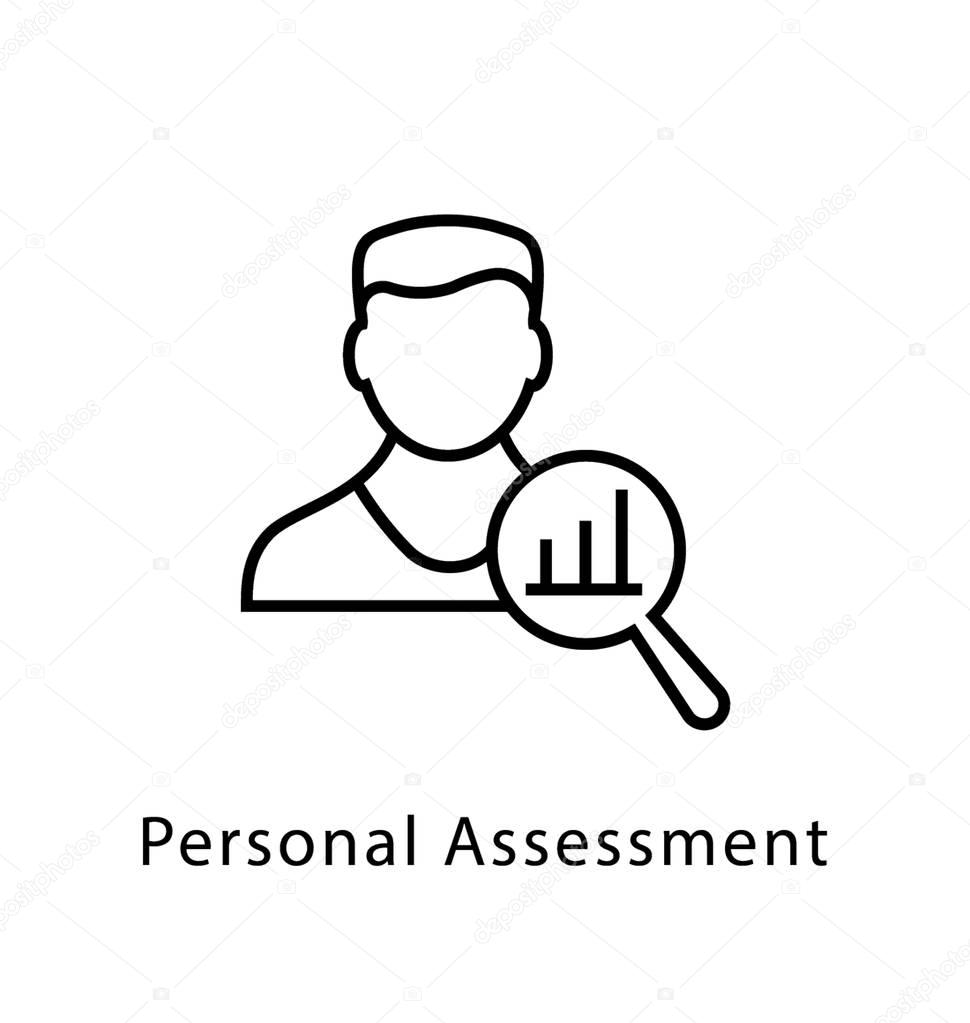 Personal Assessment Vector Line Icon Premium Vector In Adobe Illustrator Ai Ai Format Encapsulated Postscript Eps Eps Format Download 9,636 assessment vector stock illustrations, vectors & clipart for free or amazingly low rates! personal assessment vector line icon