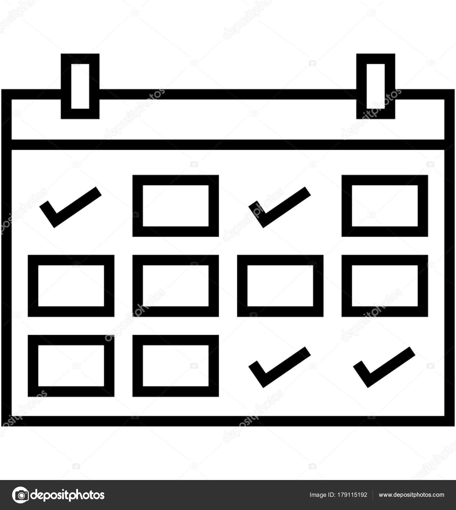 Zeitlichen Rahmen Vektor Icon — Stockvektor © creativestall #179115192