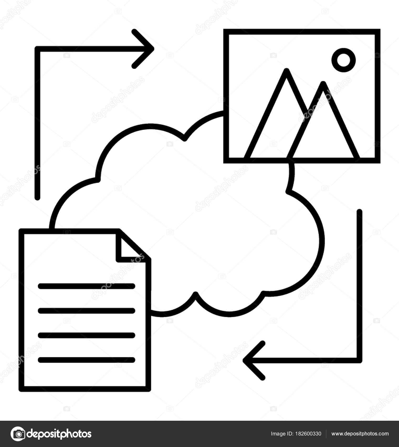 Linie Symbol Mitarbeiter Bewertung Performance Management ...