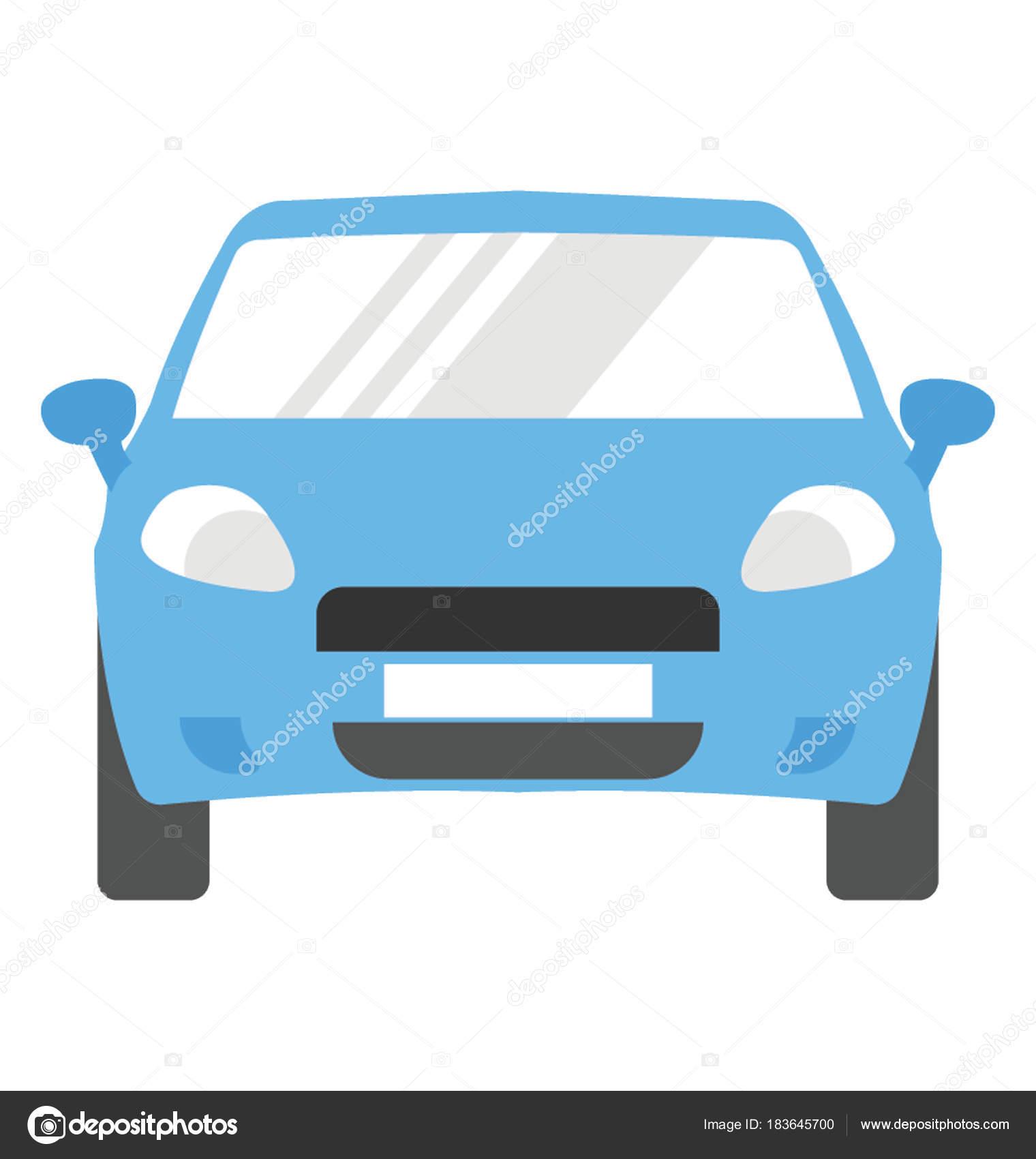 Luxury Car Vector Icon Flat Design Stock Vector C Creativestall