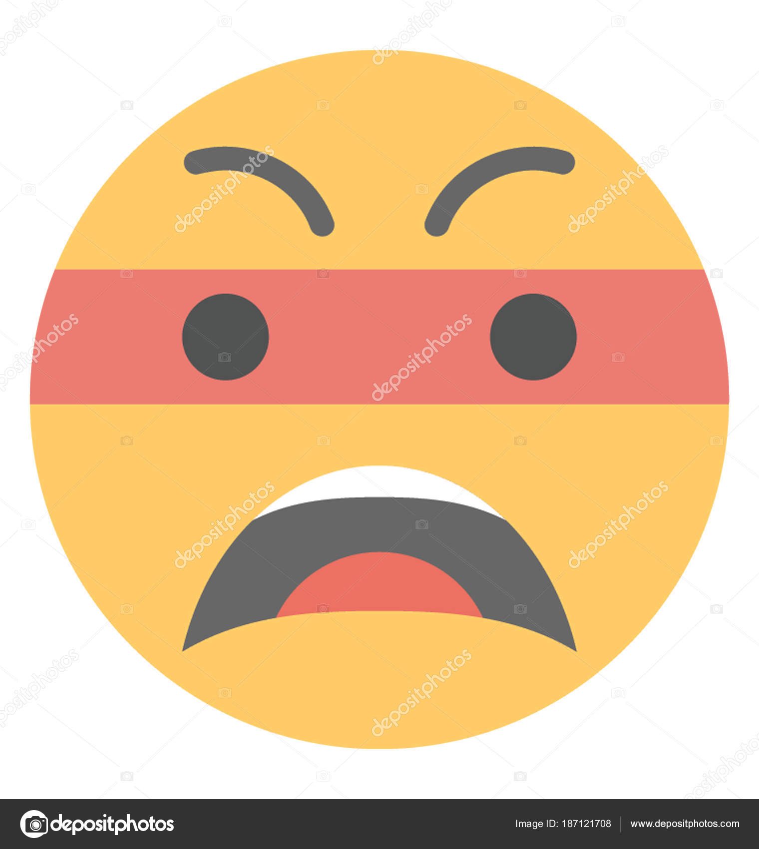 Annoyed emoticon