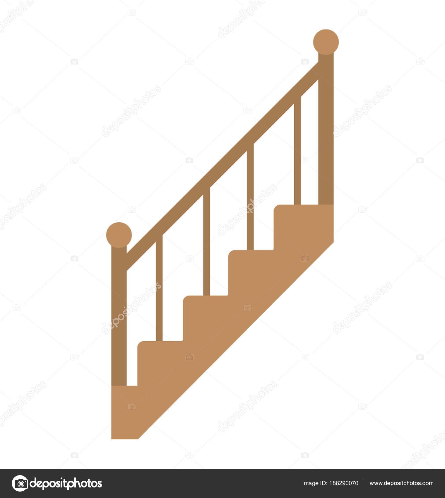 pasamanos escalera interior madera archivo im genes