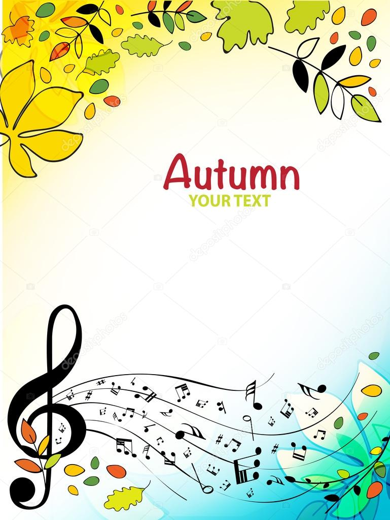 autumn background music