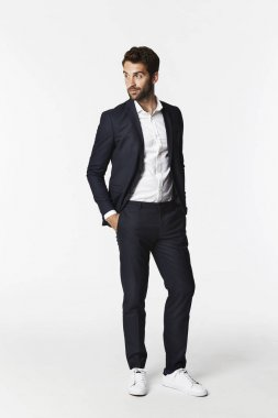 Man in smart suit