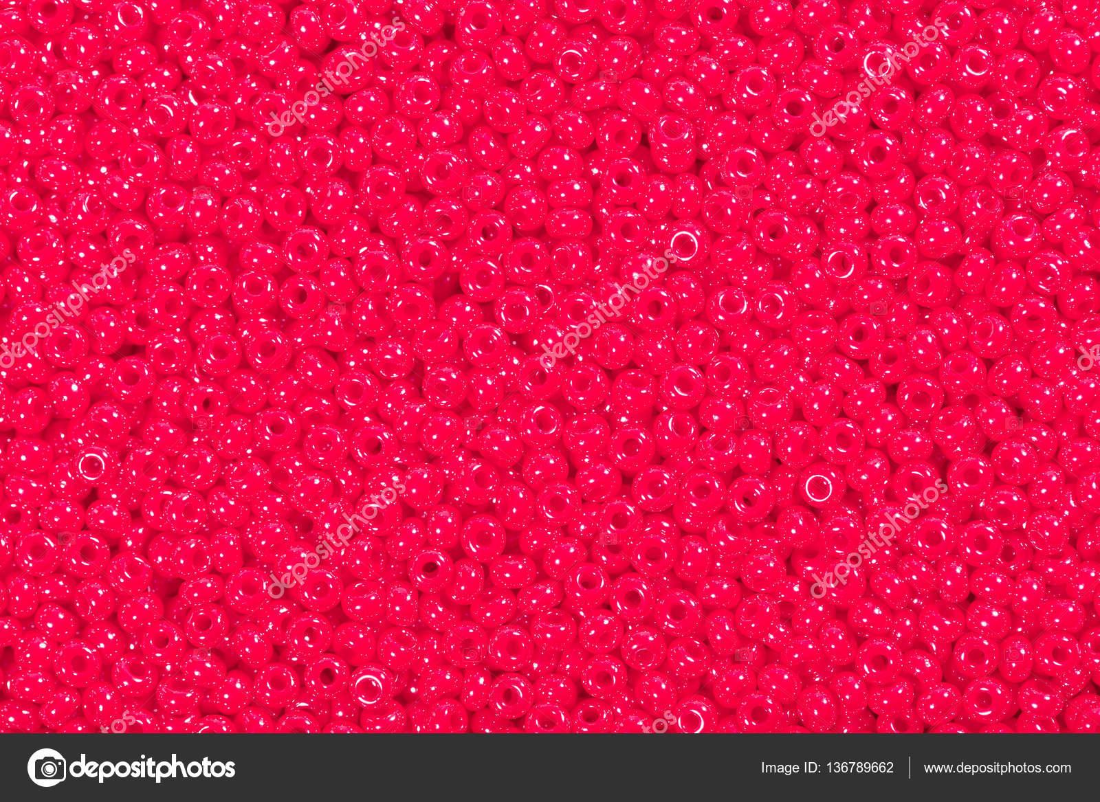 Branelli Del Seme Di Colore Rosso Vivo Foto Stock Yamabikay