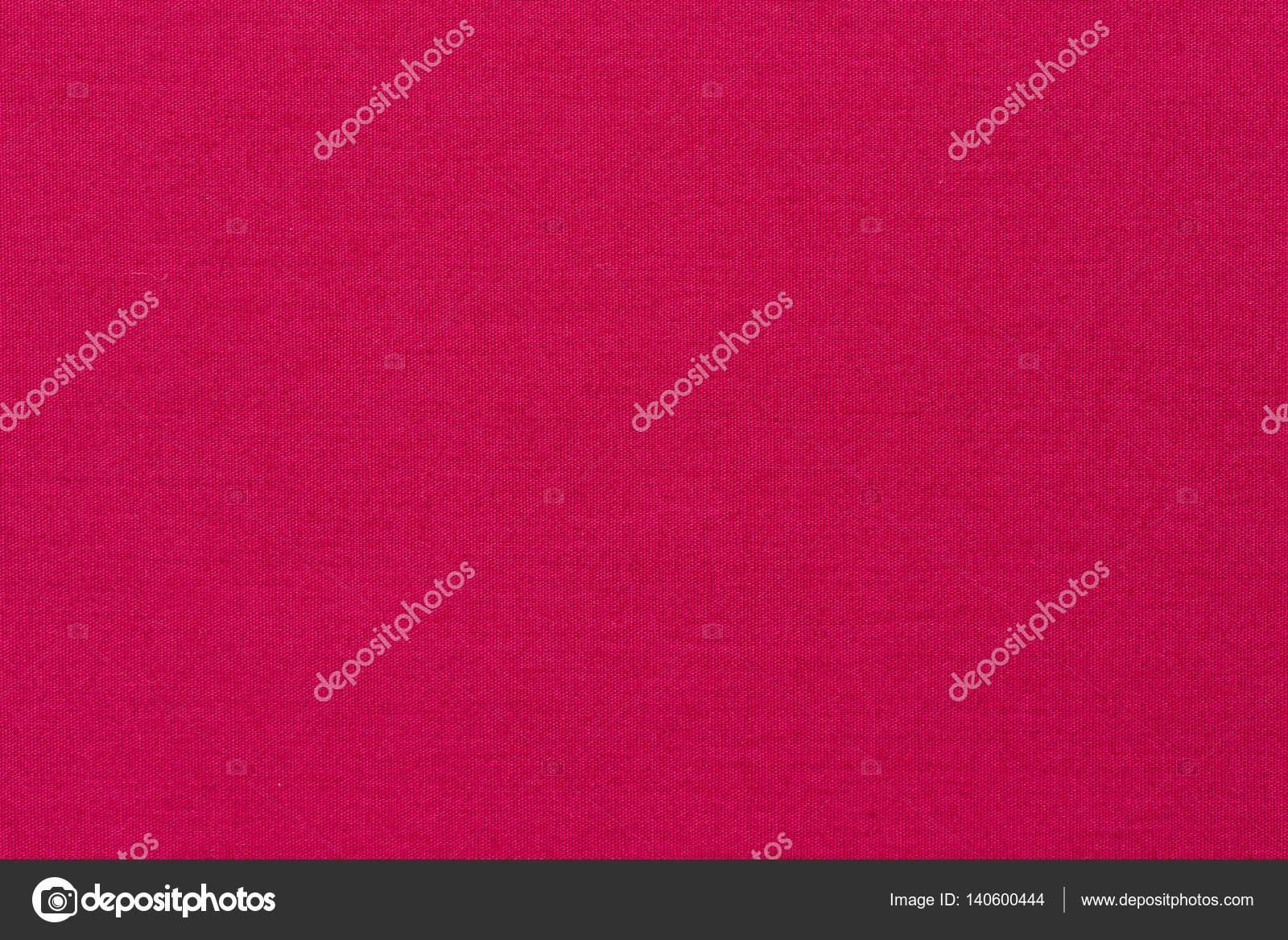 Priorità Bassa Di Struttura Del Tessuto Tinta Unita Rosa Foto