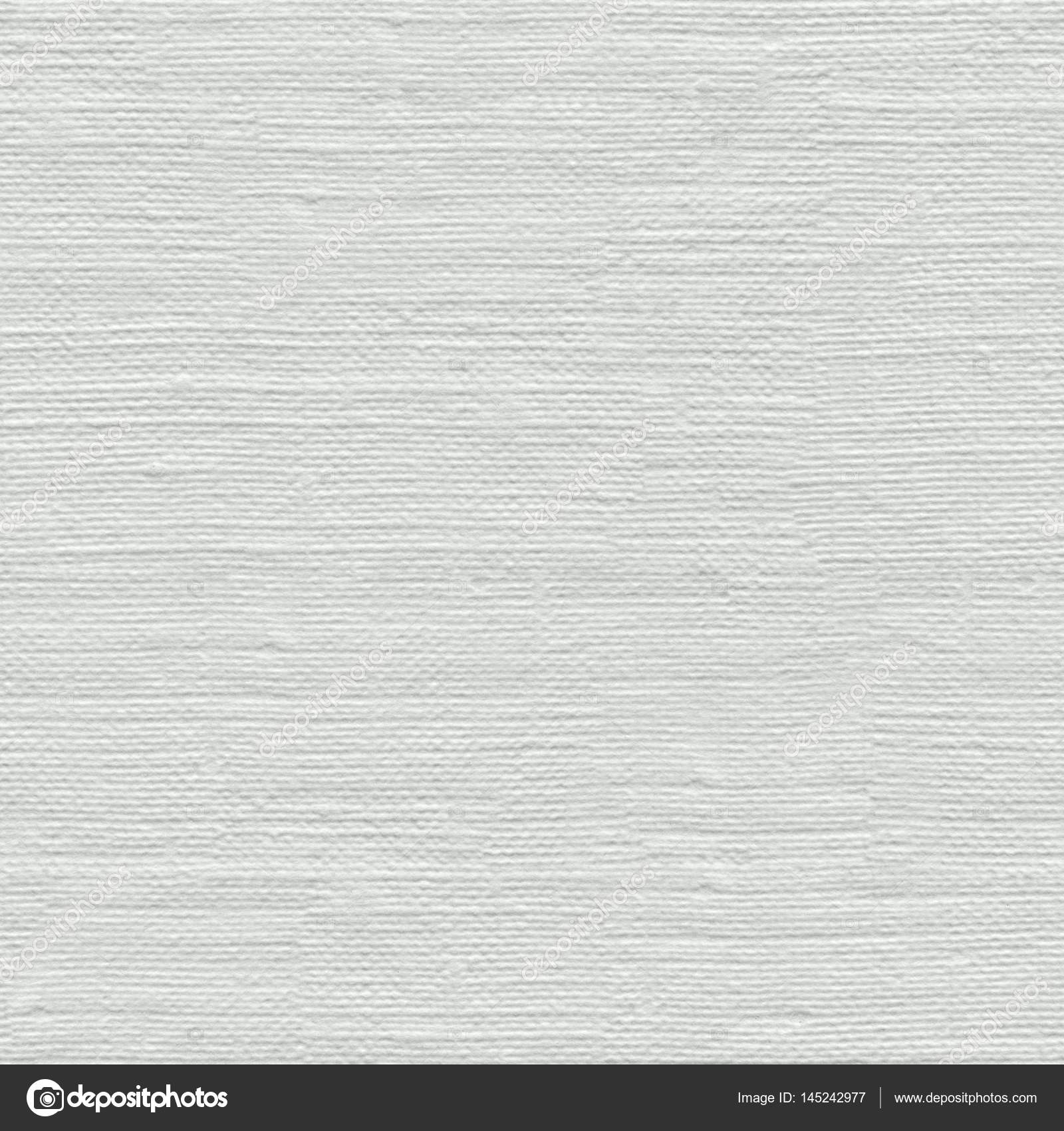 White Linen Paper Background Seamless Square Texture Tile Read Stock Photo