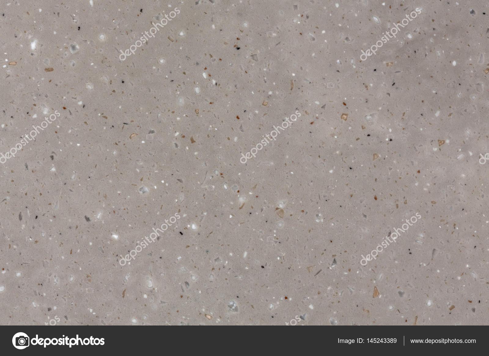 Texture di pietra artificiale del quarzo agglomerato panna lucido ...