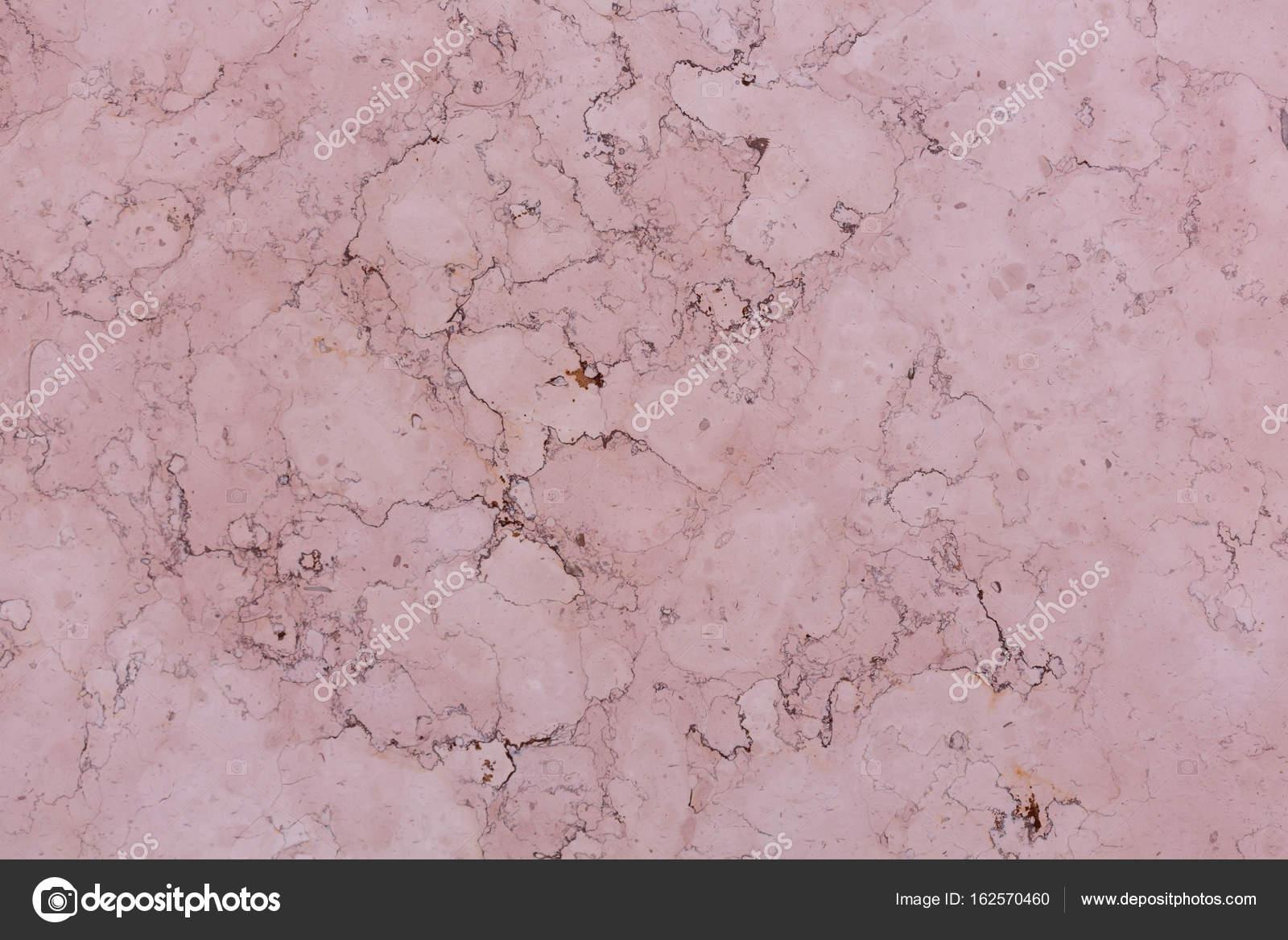 Struttura Di Marmo Rosa Sfondo Bianco Per Il Disegno Foto Stock