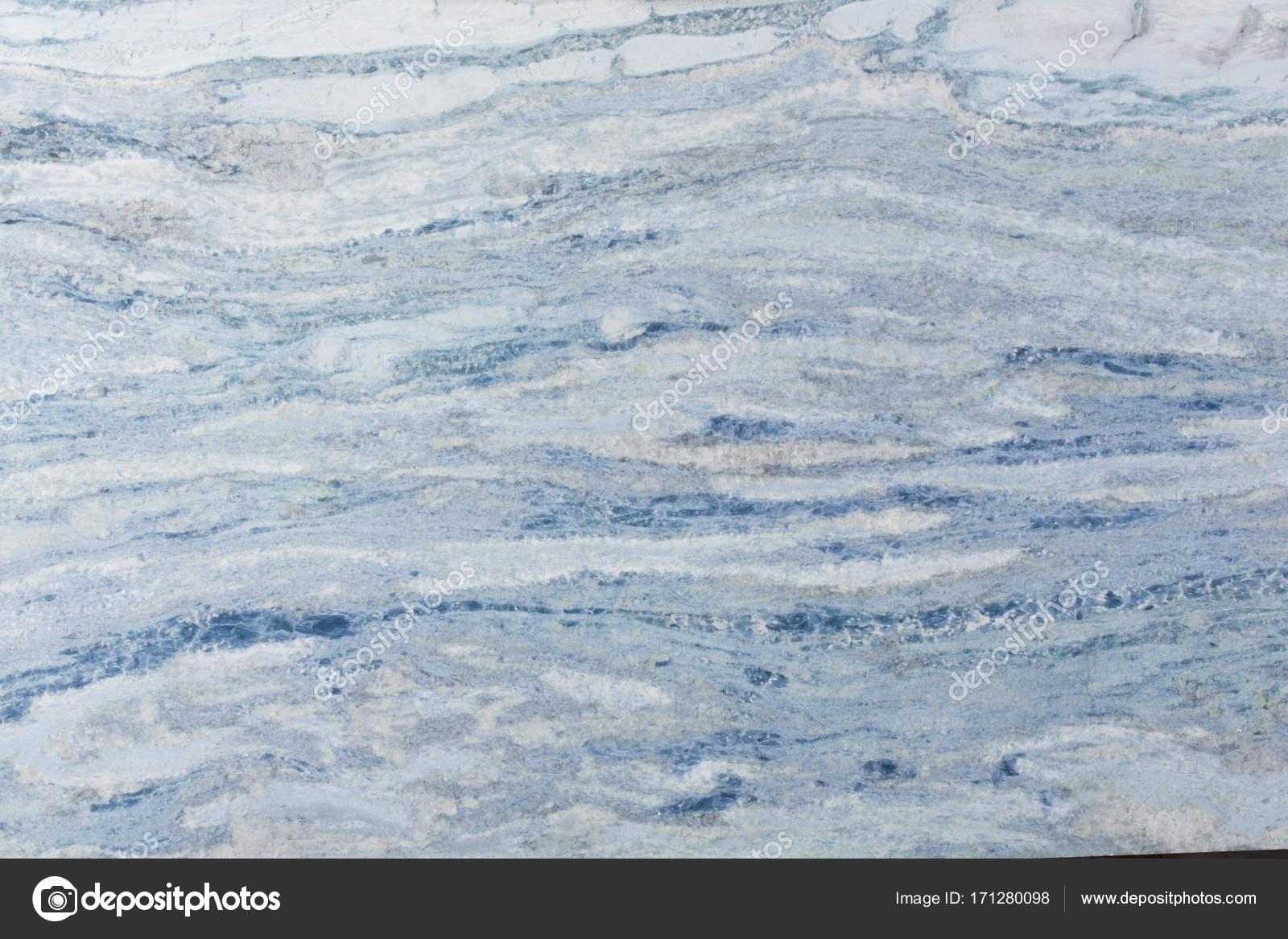 Fondo frammento primo piano dipinto astratto in marmo blu a mano