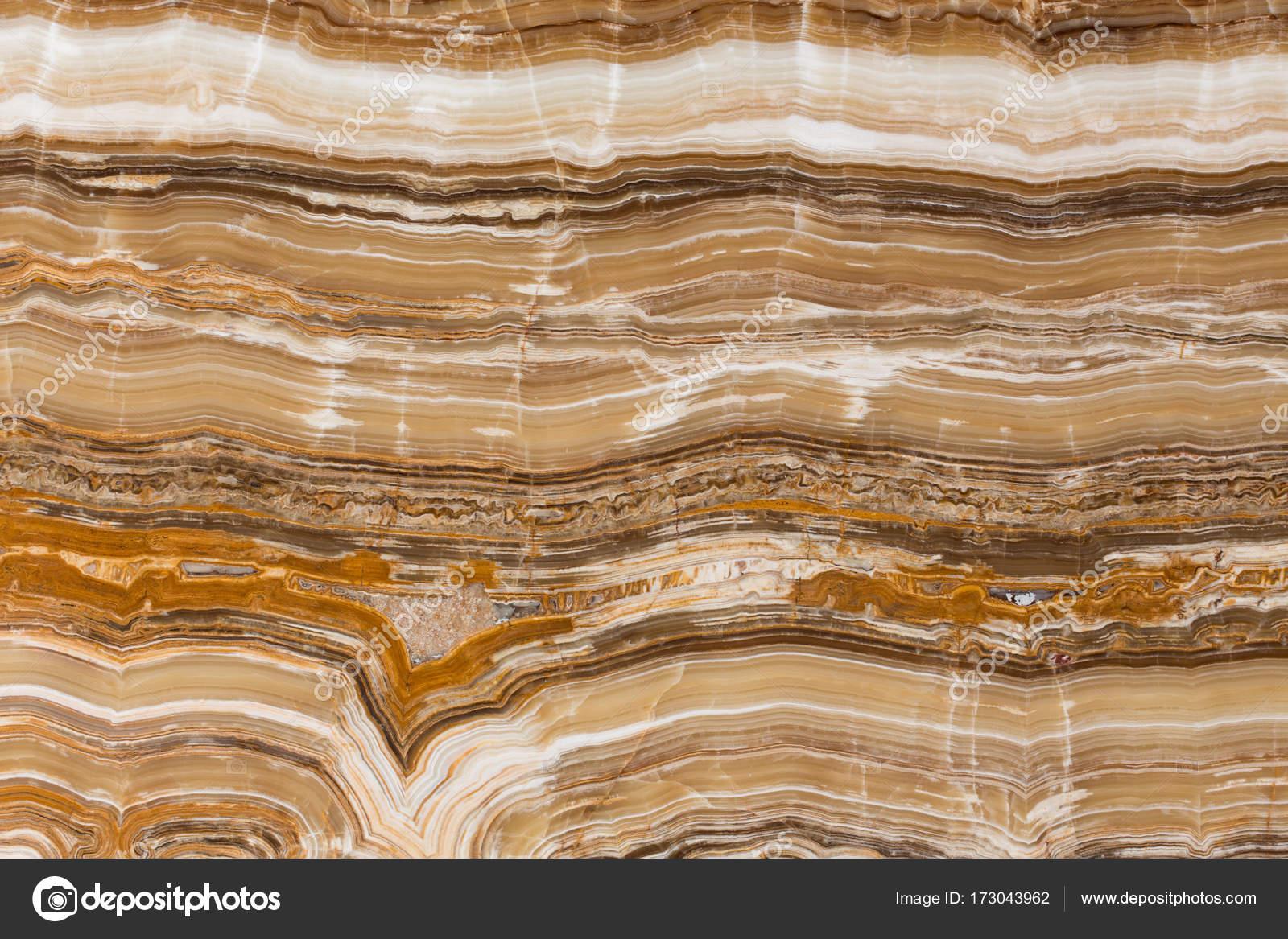 Beige Travertin Hintergrund. Wellenförmige Streifen Textur ...