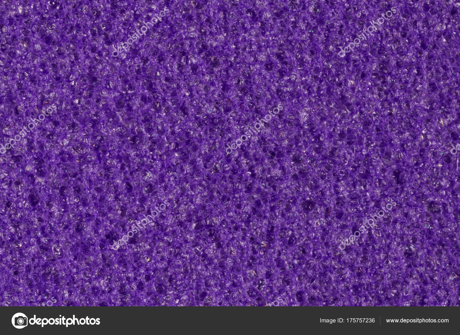 dark violet foam eva texture with contrast porous surface stock