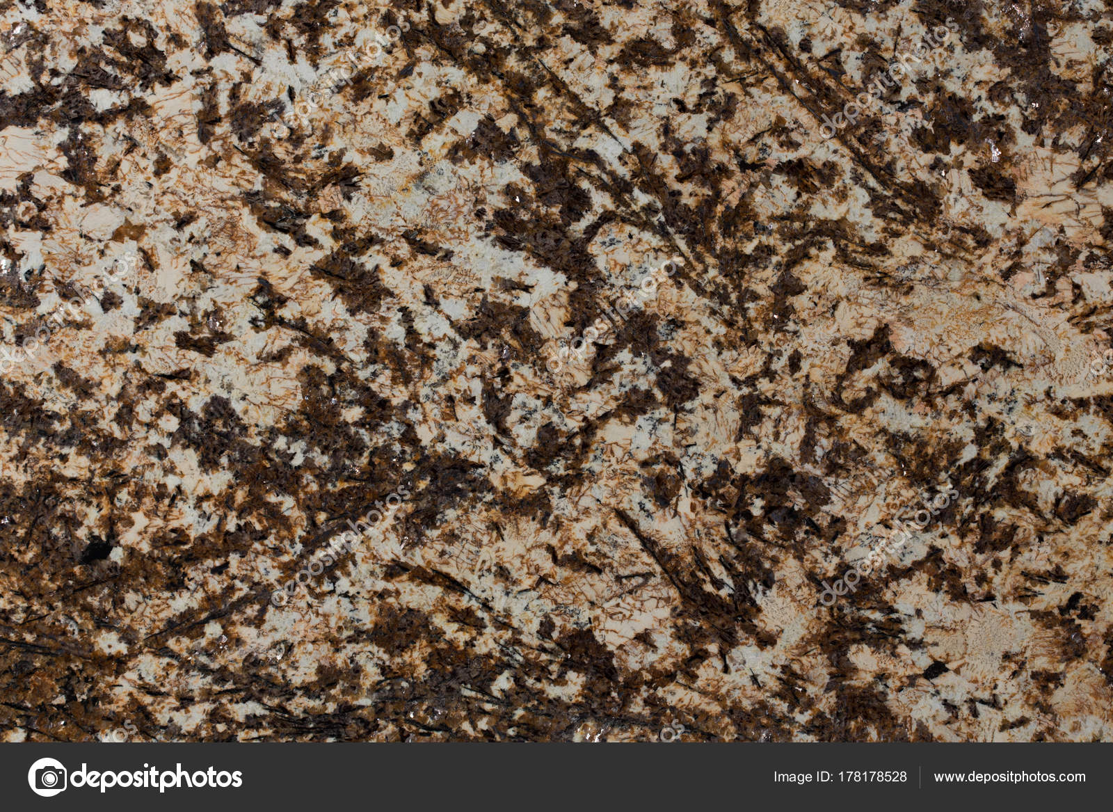 Brown Seamless Granite Texture Stock Photo C Yamabikay 178178528