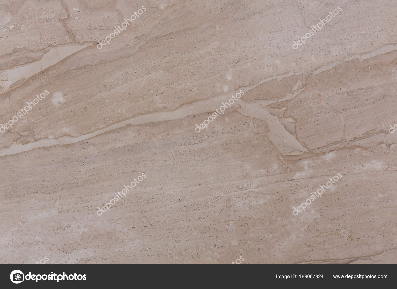Light Brown Marble Texture For Various Designs Stock Photo