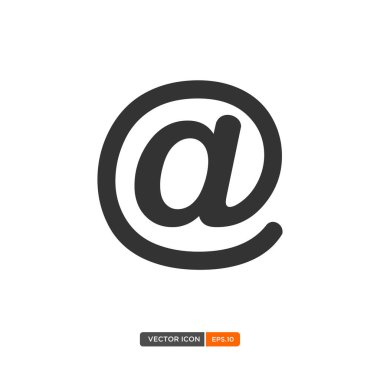 Symbol of Email Icon