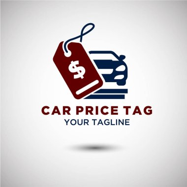 Price tag Car Logo