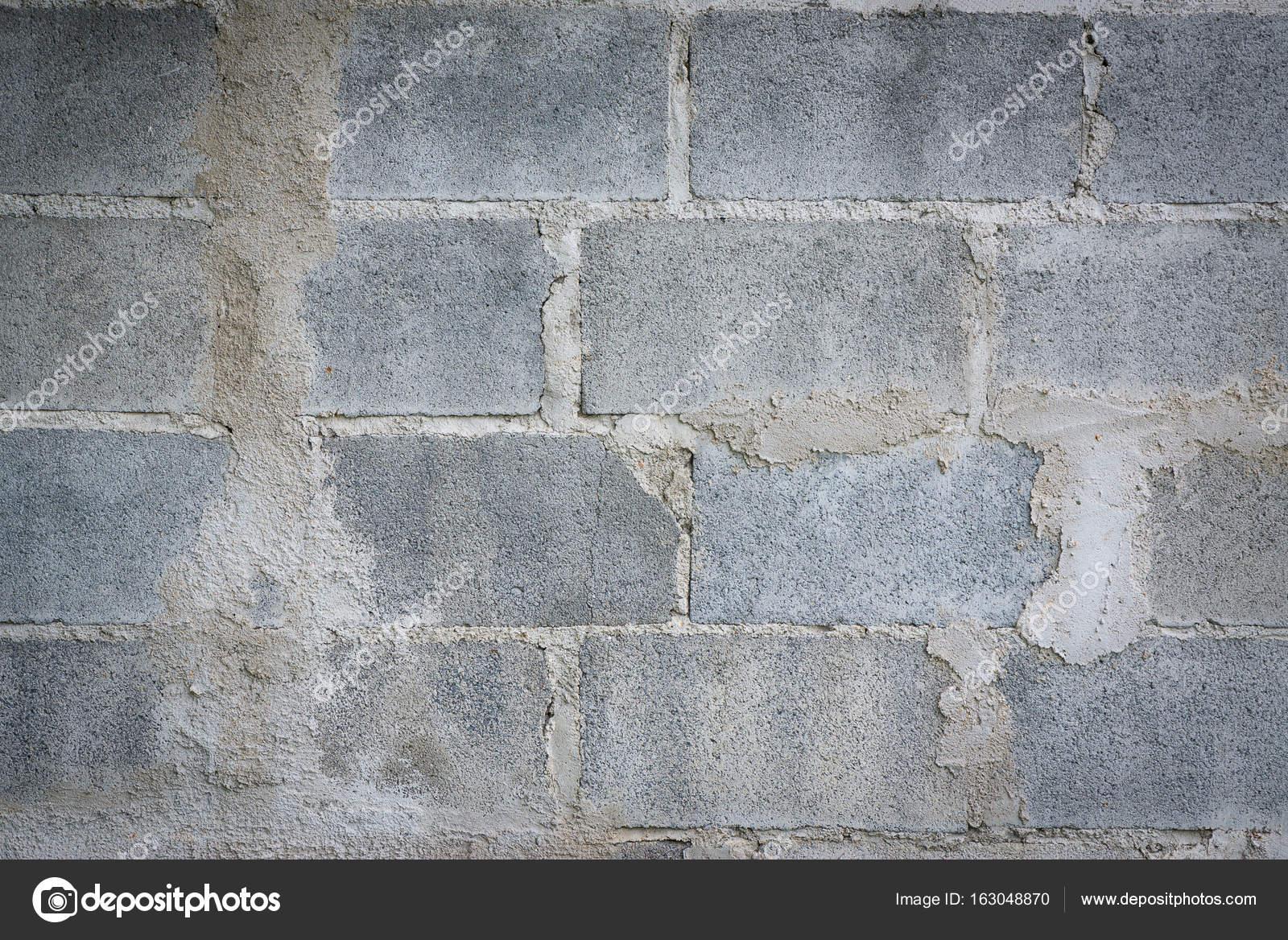 Stenen Muur Verven : Oude verf peeling baksteen muur grunge en vuil achtergrond