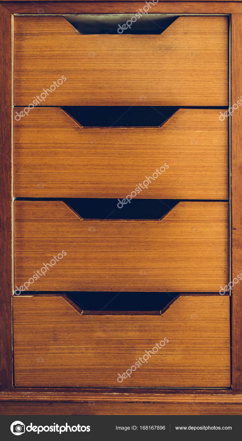 Nouveau Porte de placard tiroir avant cadre en bois, fond — Photographie EK-11