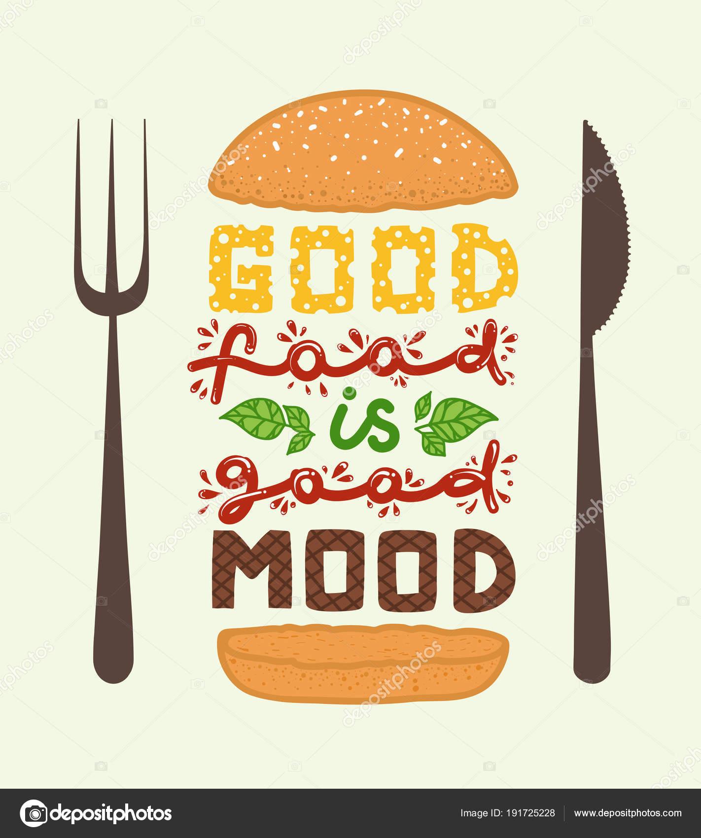 Питание для хорошего настроения