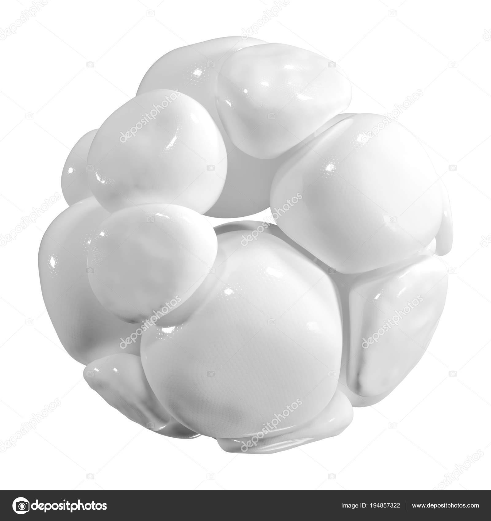 3D Organic Shape