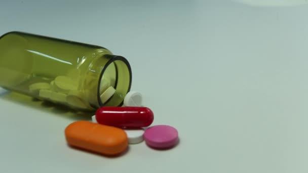 Medikamentöse Nahaufnahme