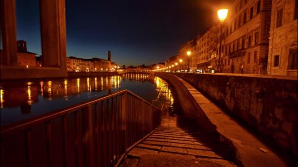 Gyorsított este Pisa