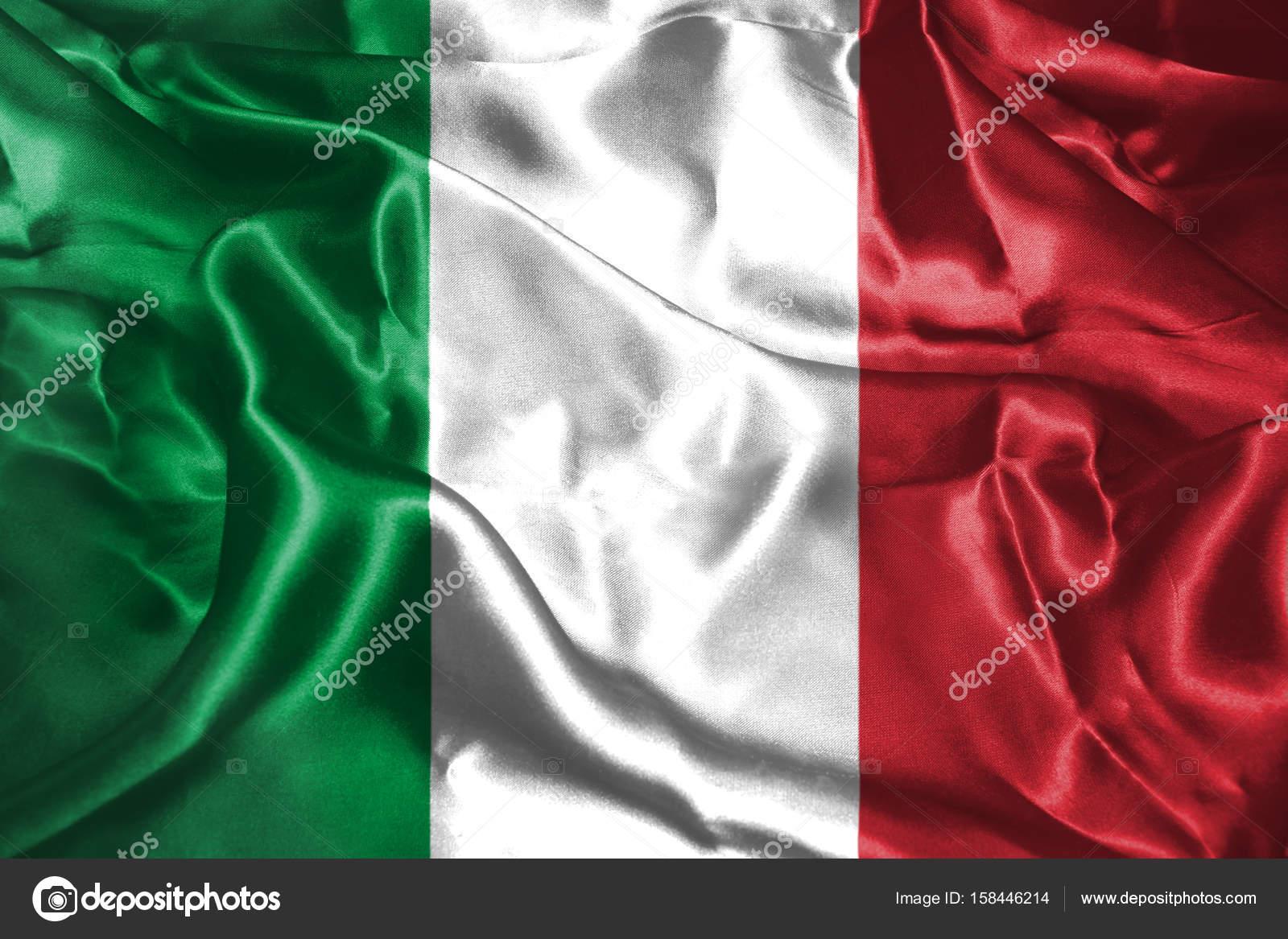 8624a64884be3 Bandeira da Itália. Cores oficiais e proporção. Nacional de ilustração de  bandeira da Itália