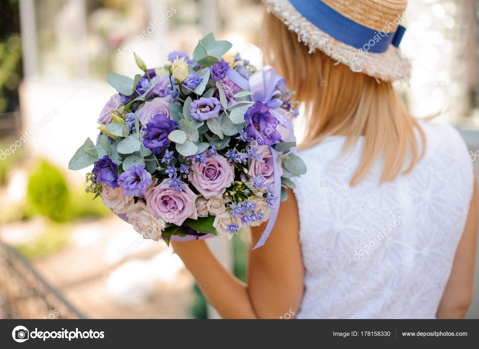 Доставке букет невесты с маками букеты