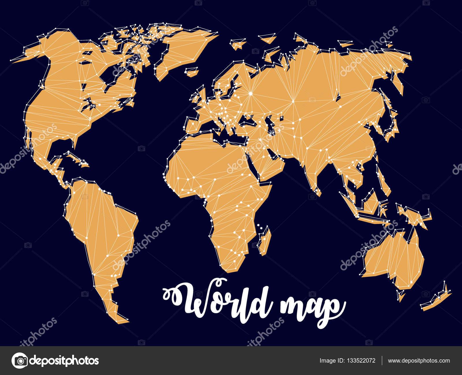 Constelacin mapamundi atlas comunicacin vector vector de constelacin mapamundi atlas comunicacin vector vector de irkast gumiabroncs Choice Image
