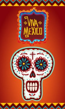 mexican holiday poster