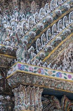 Thailand, Bangkok. Wat Phra Kaew.