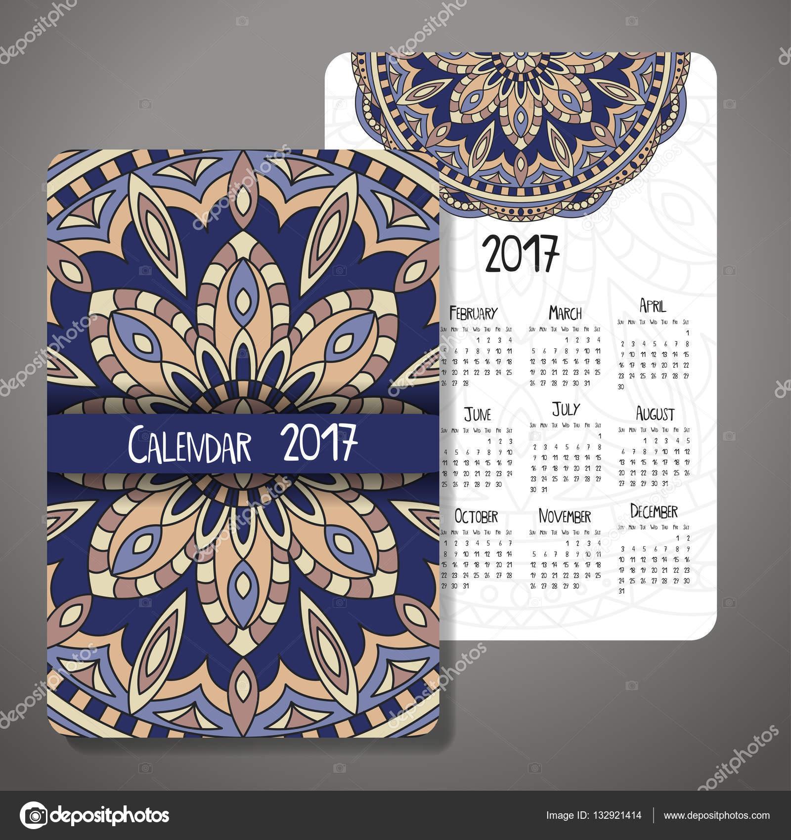 Decoraci n vintage calendario 2017 modelo oriental for Adornos navidenos 2017 trackid sp 006
