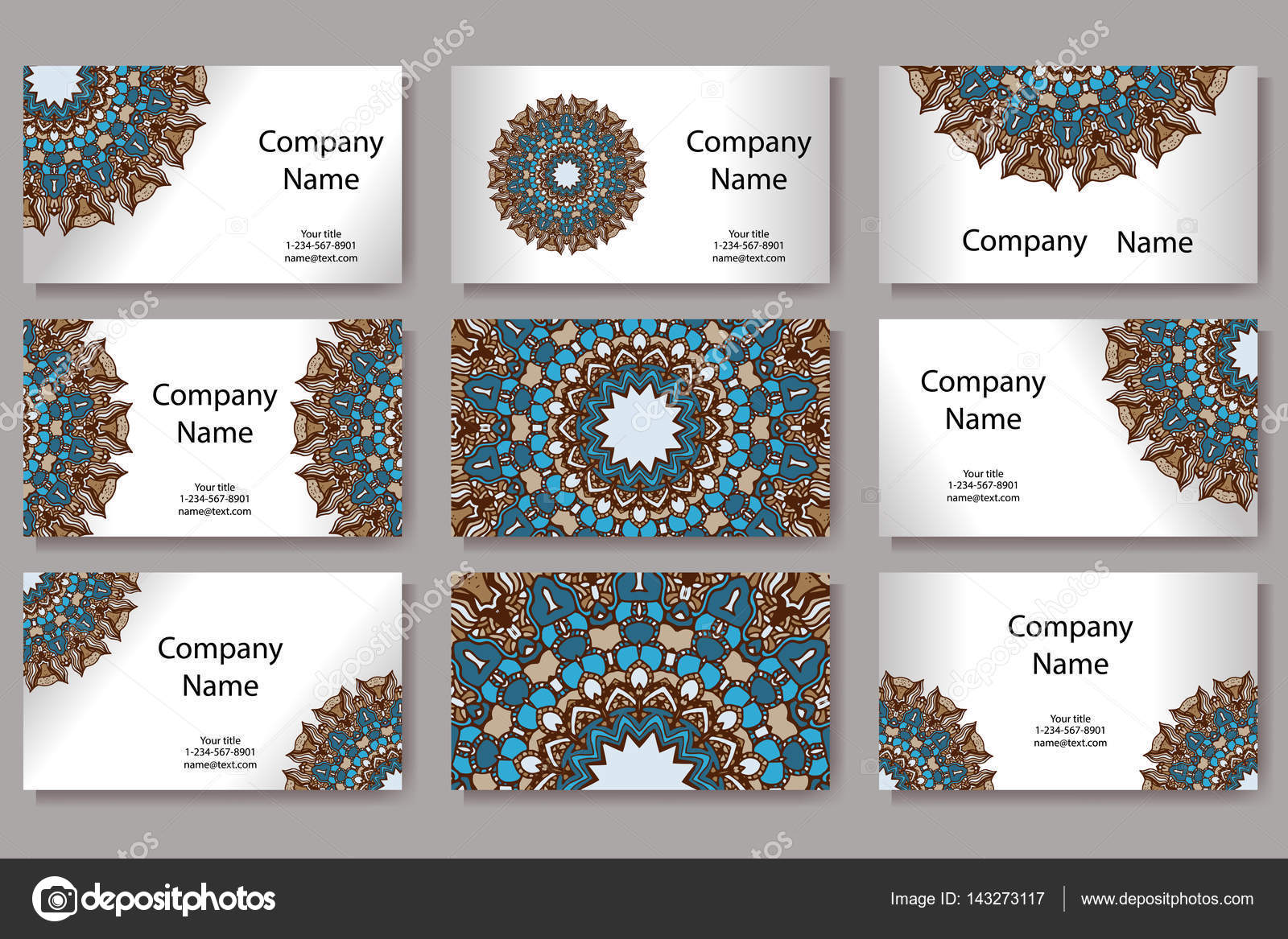 Vector template business card geometric background card or vector template business card geometric background card or invitation collection islam arabic stopboris Image collections