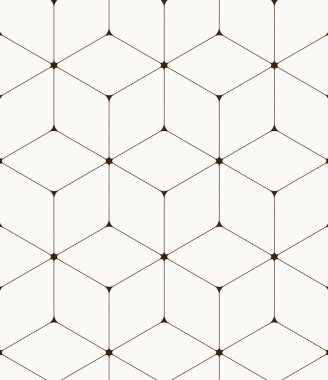 seamless hexagon pattern