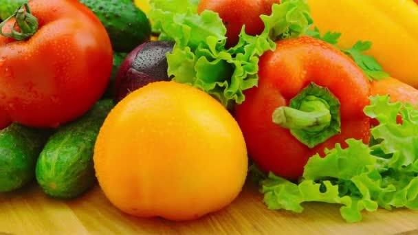 Čerstvá zelenina otočit