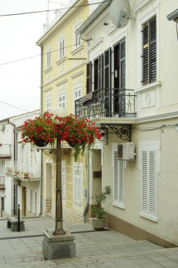 Crikvenica old town, Croatia