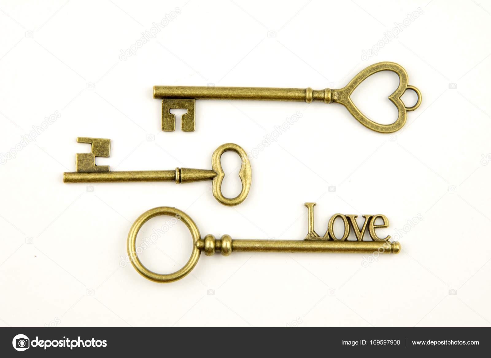 llaves para puertas antiguas
