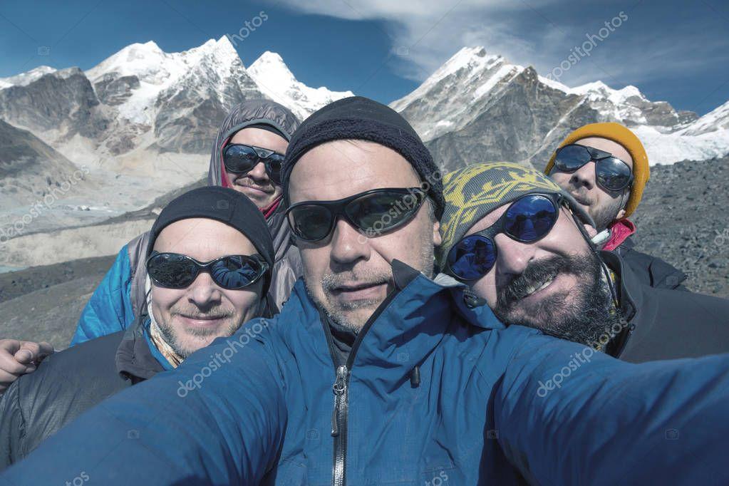 Mountain Climbers Team