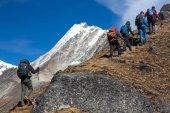Expedice k vysoké hory