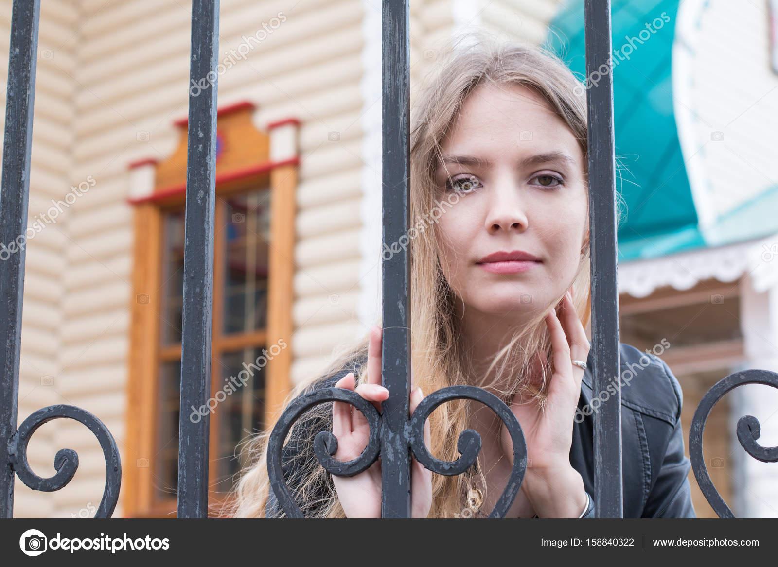 Gitter aus der Nähe